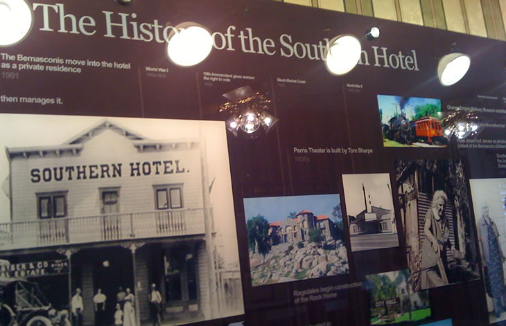 History of Southern Hotel